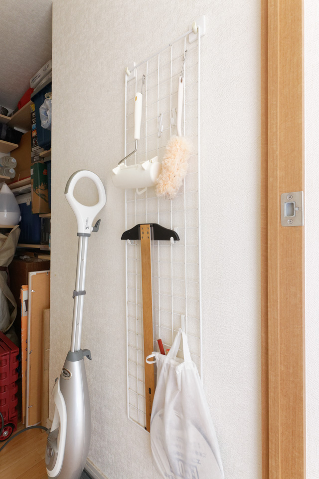 変形タイプの納戸はこう使う!「出し入れしやすさ」重視の収納術
