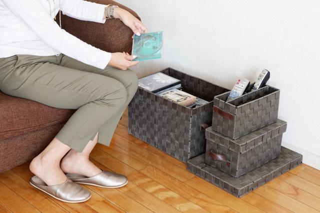 つい増やしてしまう趣味のものは、「テンションのあがる収納の工夫」で解決!