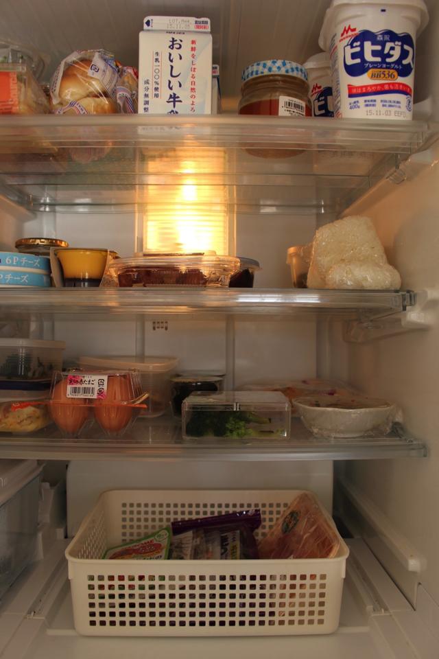 冷蔵庫もシニア目線で。備えつけトレイも使い方もカスタマイズ