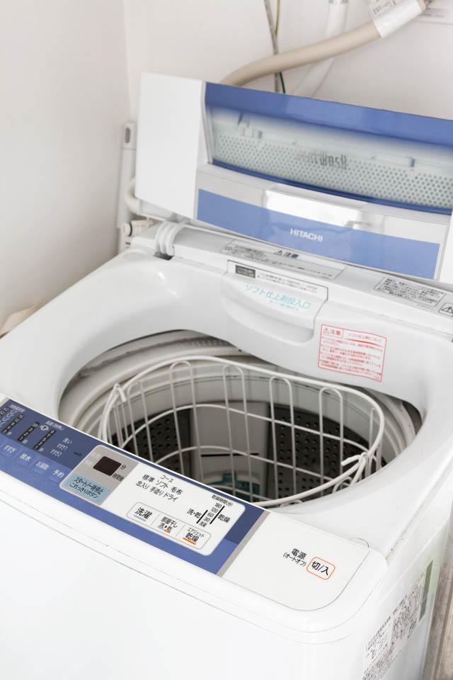 床置きしない洗面・脱衣所収納のアイデア