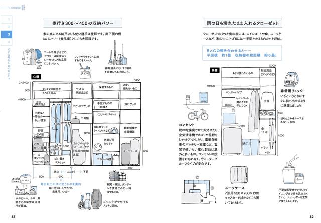 『収納家具いらずの片づけ図解百科』本日発売