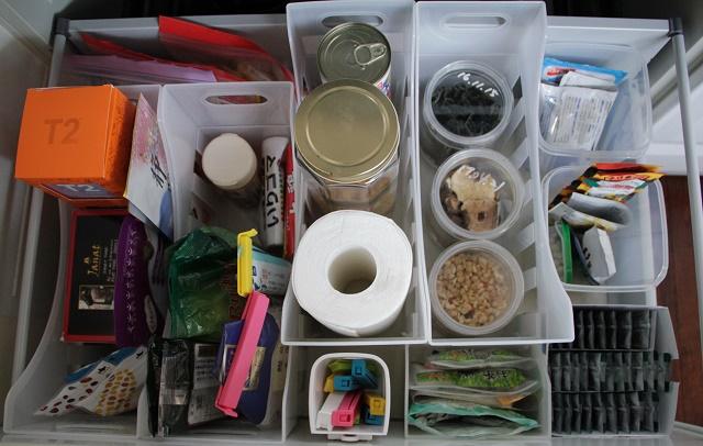 1時間でできる!自宅オーガナイズ~キッチンの食材・ストック品の収納を見直し、スッキリ快適に!