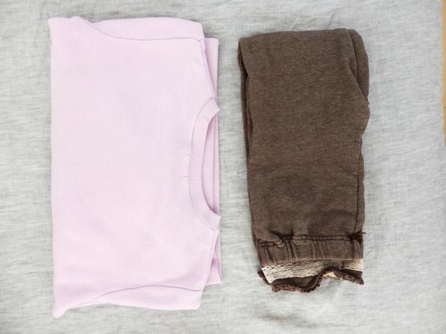 面倒な子ども服の衣替えは、しまうときのひと手間がコツ!