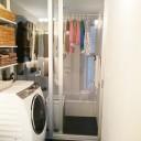 梅雨の時の洗濯~室内干しスペースは、「家族の生活リズムで決める