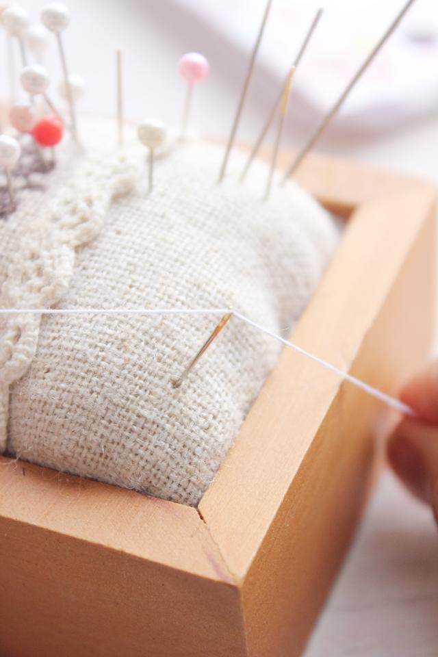 裁縫道具は洗面所に。散らからないクローゼットを維持する3つのコツ
