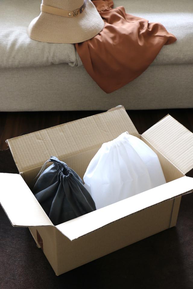 大きな荷物を運ばなくていい! 長期間の帰省をラクにする3つの工夫