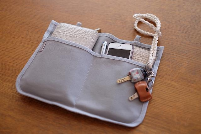 毎日使うバッグを使いやすくするポイントは、これ!