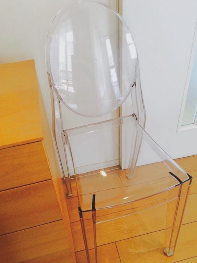 椅子1脚あれば 「片づく仕組み」が作れます。作り方&その効果は?