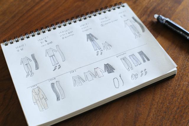 旅行に何着てく? 少ない荷物でファッションを楽しむための「旅先で着る服の選び方」