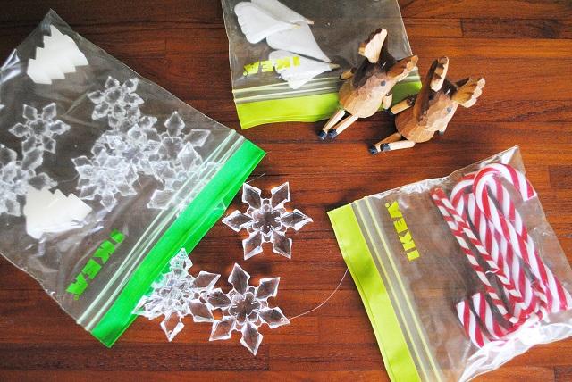 IKEA!100円ショップ!使い慣れたグッズで年に一度のイベントインテリアも気楽に楽しむ