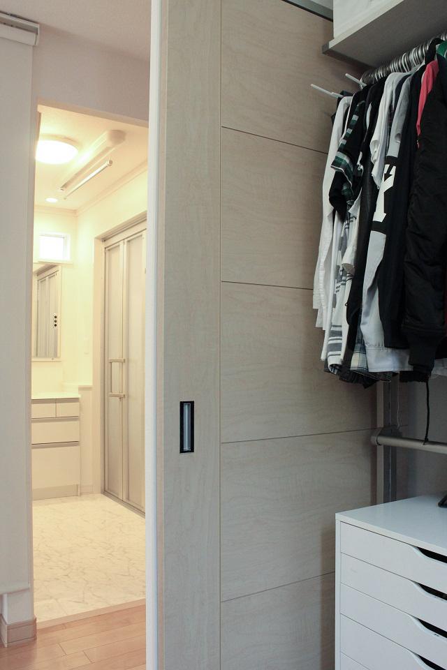 一戸建てでも「洗濯する→干す→しまう」がワンフロアで完結!家事がラクな家を建てる秘訣とは?