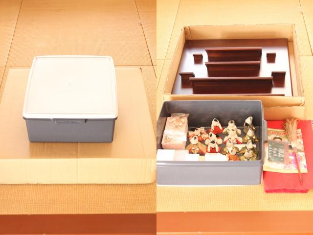 【雛人形収納】箱を変えるだけで、出し入れの手間と時間を半減!!