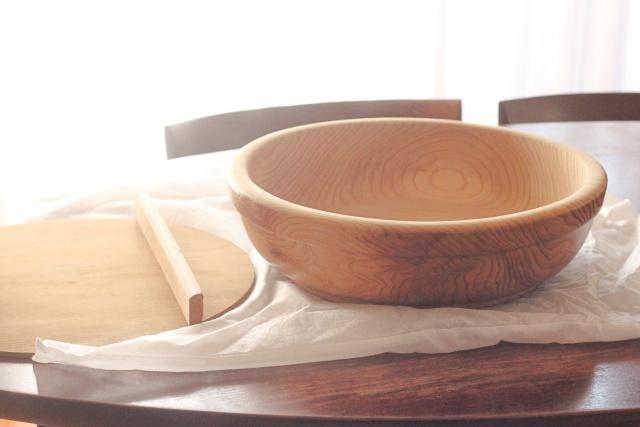 ひな祭りにちらし寿司は作りますか? 出番が少ない すし桶の使い方と収納方法