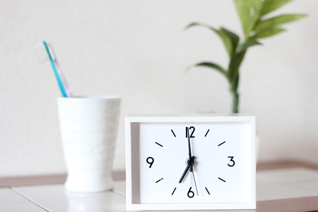 1分1秒でも惜しい! 朝時間を生み出すためのヒント