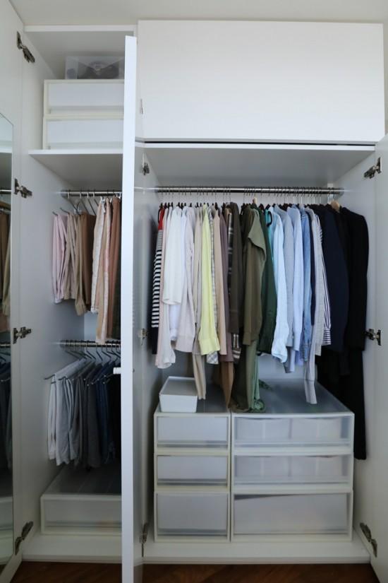 衣替えは見直しのチャンス! 開けた瞬間ワクワクできて、機能的なクローゼットの整え方