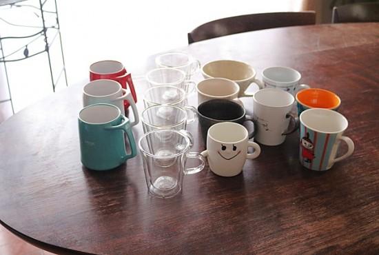 家にあるマグカップは16個。数えたことでわかったマグカップの「持ちたい理由」と「収納」