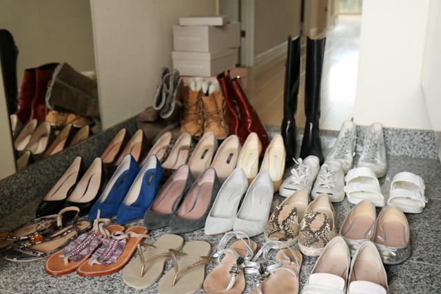 靴とブーツが下駄箱に入りきらない!でも捨てたくない! 玄関をスッキリ保つ靴の衣替え
