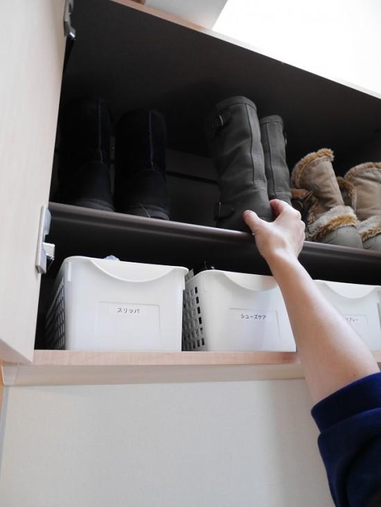 下駄箱にブーツを7足!すっきり収めるためにしている3つの工夫とは?