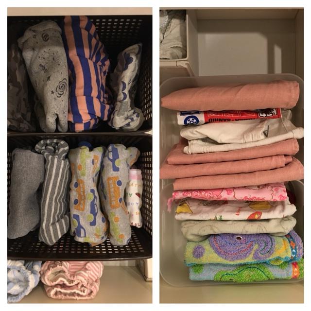 小さい子どもでも自分で身支度できる! 洗面所収納3つのポイント