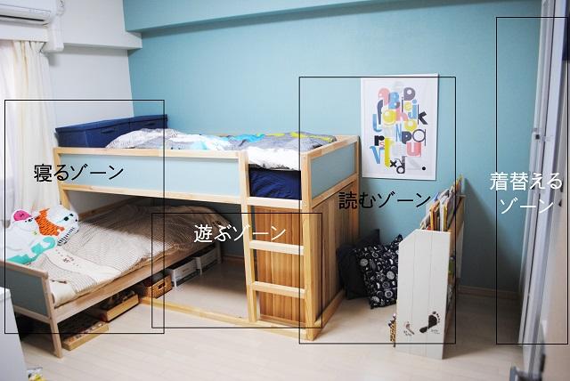朝の「早くしなさい!」がなくなるための子ども部屋づくりのコツ