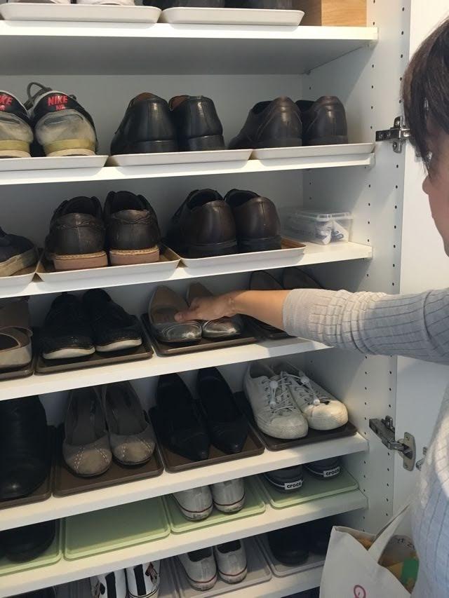 靴 箱ごと 収納