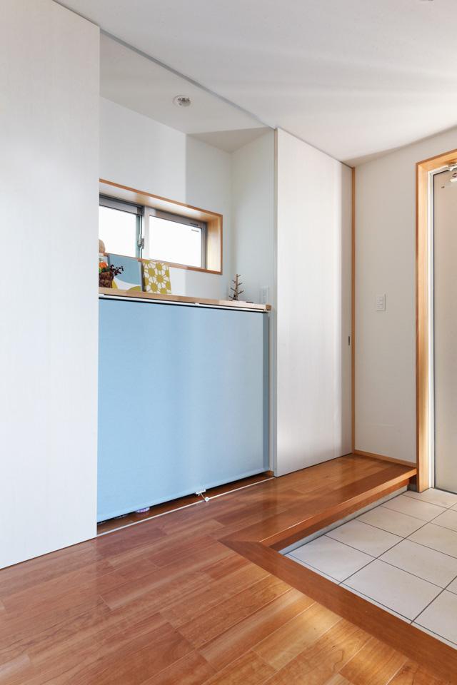 散らかりがちな玄関、シュークローゼットの設置場所に原因がある?
