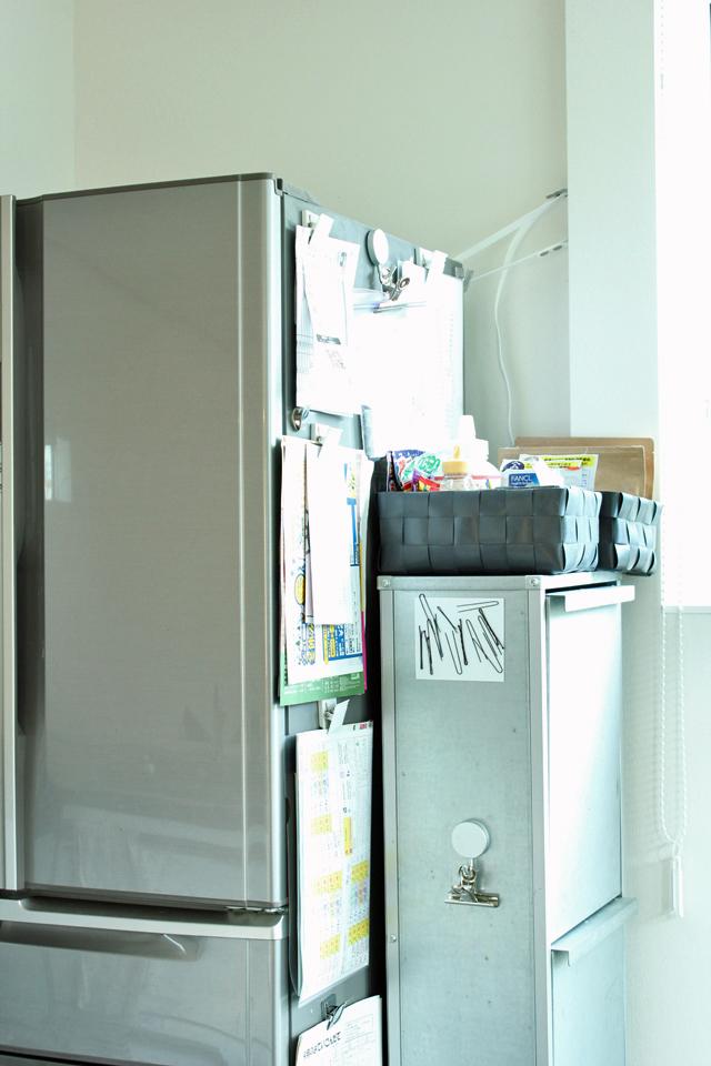 リビングダイニングから丸見えなオープンキッチンをスッキリ見せるコツ