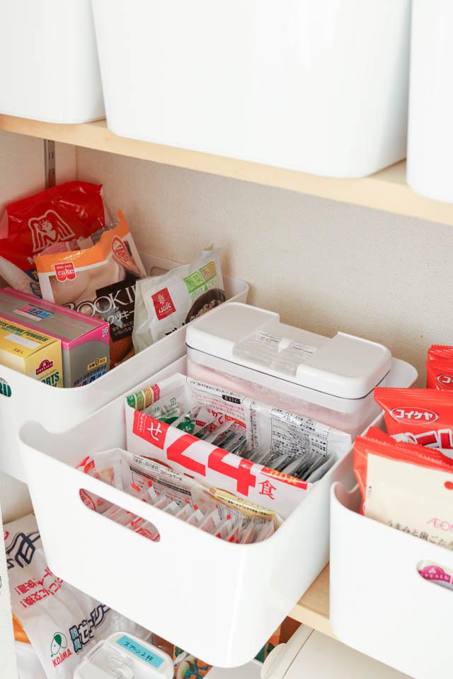 準備から食材の在庫管理まで子どもにお任せ♪ 小さな工夫がお母さんを自由に