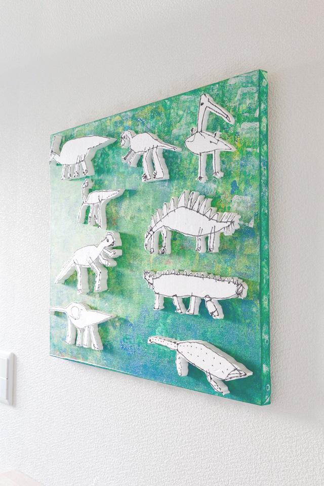子どもの作品を「アート」に変える3つのアイデア