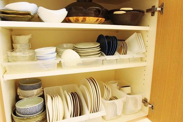 広いキッチンだからこそ!おもてなし準備がササッと短時間でできる収納術とは?