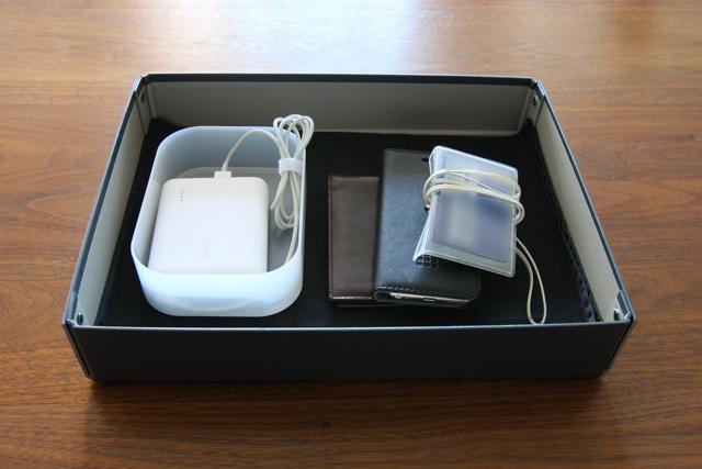 1時間でできる!自宅オーガナイズ~あちこちに置かれた夫の財布、iPhone、入館証に定位置を!