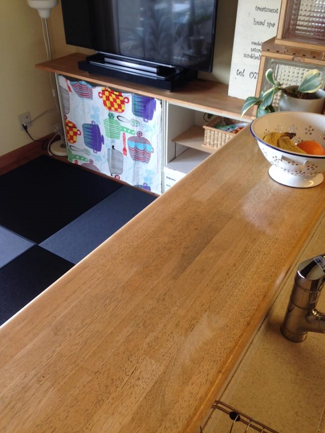 「ラク」を選んだら台ふきん、食器ふきんを使わなくなりました