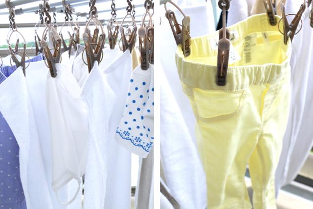 梅雨時の洗濯~今日からできる!5つの工夫で洗濯物のニオイを防ぐ
