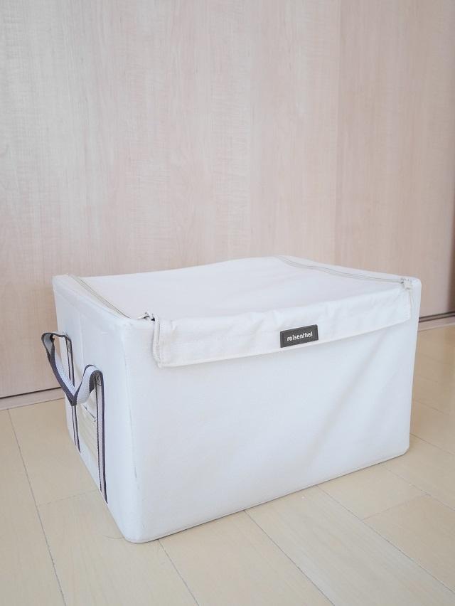 車での帰省は収納ボックスを使います。荷物管理も楽になる仕組みとは?