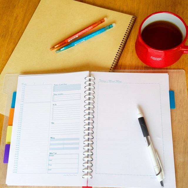 【手帳の選び方・使い方】手帳難民ゆえにたどり着いたのは、100%自作のオリジナル手帳!