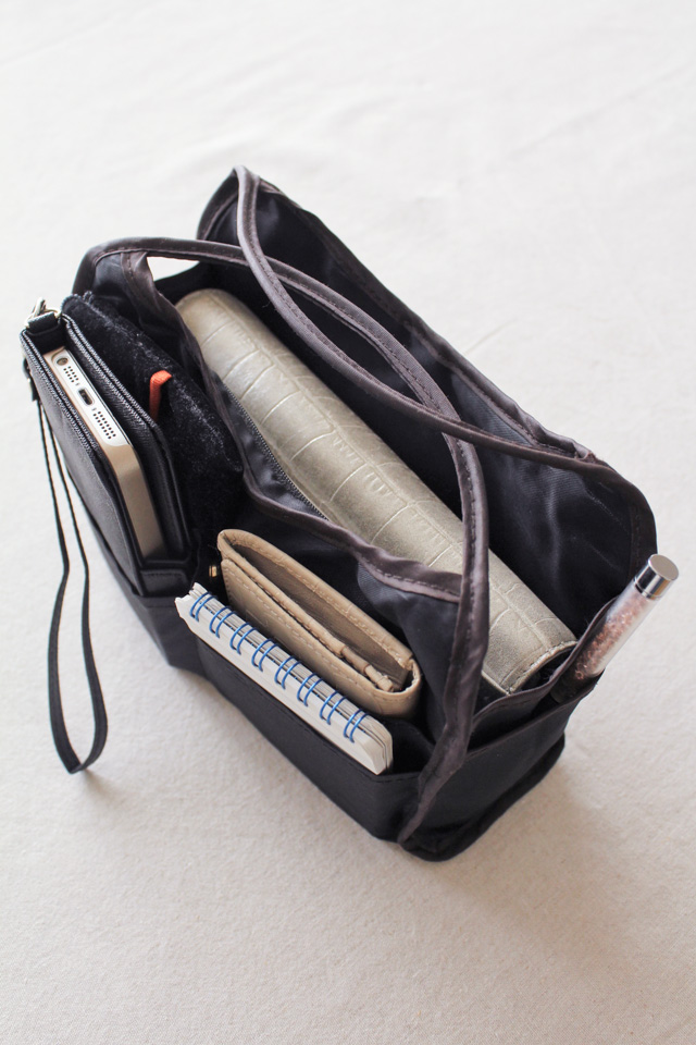 【バッグの片づけ・収納術】使ってみてわかった! バッグインバッグに求める3+1の条件