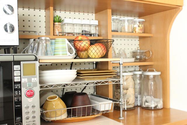 ひとつでも手間を減らす! 子どものことを考えたキッチンの仕組みづくり