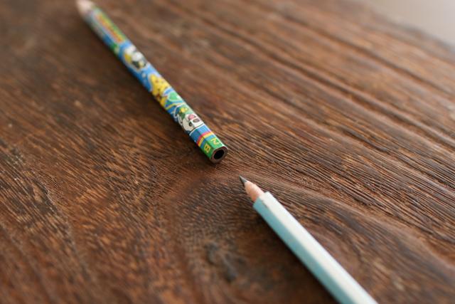 捨てられないモヤモヤとお別れ! 短くなった鉛筆を「使える鉛筆」に変える「TSUNAGO」