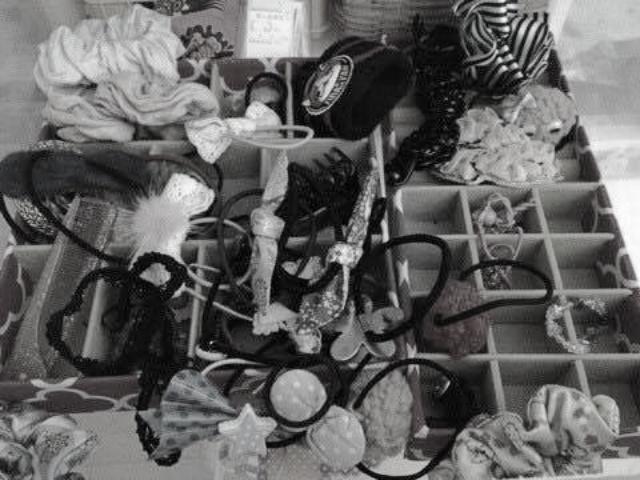 子どもでも出し入れしやすい「ヘアゴム収納」は、●●●場所にあった!