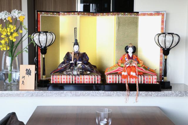 マンションの雛人形選び&飾り方。選ぶ基準は「小さめ」だけでいいの?