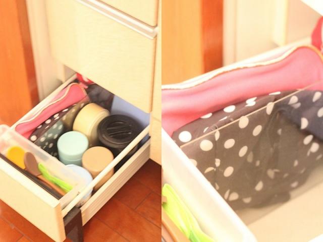 毎日使うお弁当箱。ふだんは収めない、収めるときは迷わない収納の仕方とは?