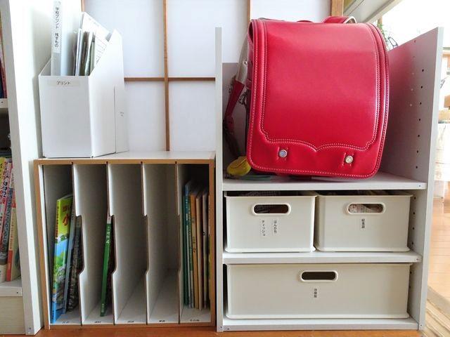 子どもが自分で片づけられる! 置きっぱなしになりがちな学校プリントの整理・収納方法