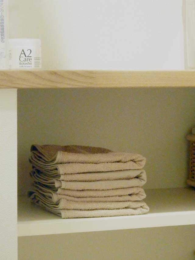 たたみ方ひとつで自宅がすてき空間に! ホテルライクなタオルのたたみ方とは?