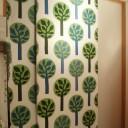 襖(ふすま)を最大限活用! 和室が布1枚でキッズスペースにぴったりのPOPな空間へ。