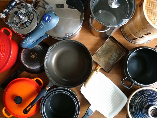 片づけのプロ10人に聞く!「鍋と蓋の収納法」いくつ持ってる?どう収めてる?(後編)