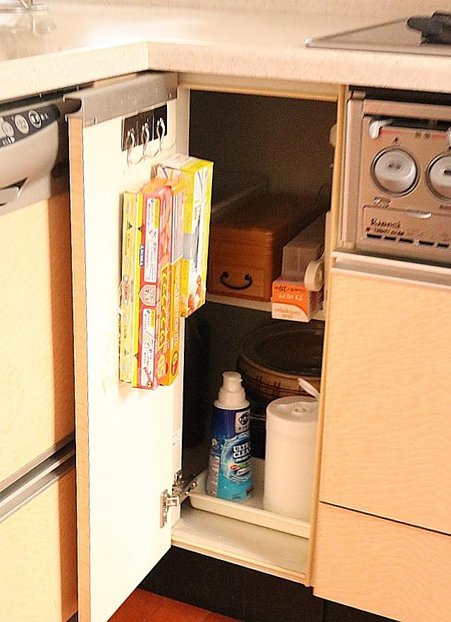L型キッチン収納は、「ものの使用頻度」と「使いやすい空間」のランクづけが鍵!