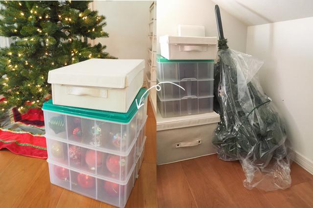 【片づけのプロのもの選び】高さ2メートルのクリスマスツリーを選んだ理由とその収納法とは?