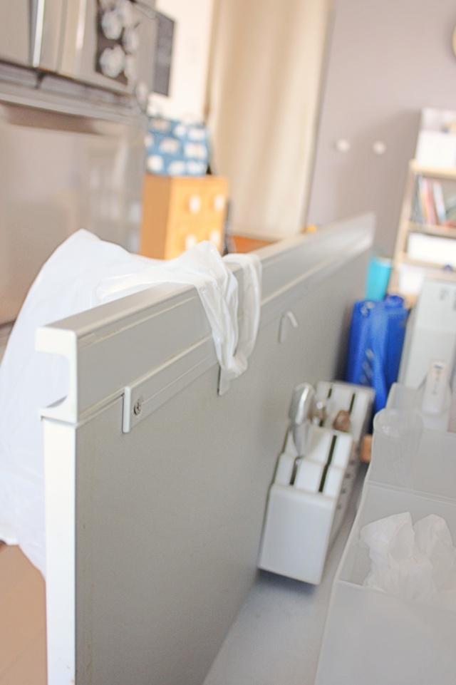 所要時間1分でできた! 洗わなくていい、置き場所いらずのキッチンの生ゴミ入れ