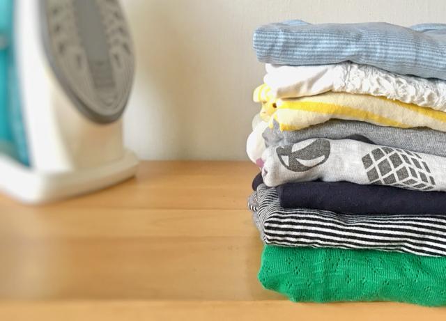 【入園準備】低コストなのに耐久性はバツグン!「マスキングテープ」を使った洋服の名前つけ
