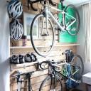 ロードバイク3台!DIYで室内に収納スペースをつくりました